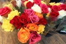 The Fresh Market always has a huge selection of flowers!